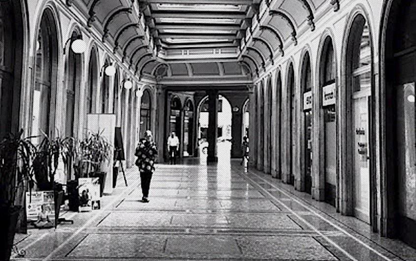 GALLERIA UNIONE, MILANO